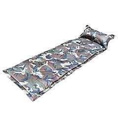 baratos -Copacho Inflado Almofada de Campismo Almofada de Dormir Colchões de ArInsulação de Calor Á Prova de Humidade Prova-de-Água Secagem Rápida