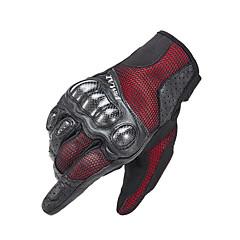 tanie Rękawiczki motocyklowe-Sportowe Dla obu płci Rękawice motocyklowe Poliester Oddychający / Antypoślizgowy / Wygodny