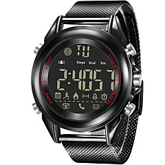 cheap Smartwatches-JSBP 1707 Smartwatch Android iOS Bluetooth Calories Burned Works with iOS and Android system. Message Reminder Call Reminder Stopwatch Pedometer Call Reminder Activity Tracker Alarm Clock / Calendar