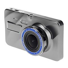お買い得  車載DVR-ミニ4.0 ips車dvr自動カメラ車dvrsダッシュカムブラックボックスカムコーダfhd 1080pレコーダービデオ登録者carcam