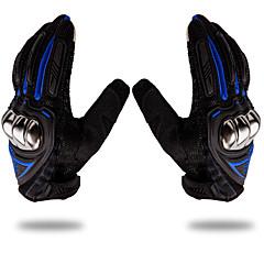 tanie Rękawiczki motocyklowe-Sportowe Dla obu płci Rękawice motocyklowe Poliester Oddychalność / Wygodny / Wyściełany