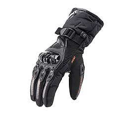 tanie Rękawiczki motocyklowe-mitenki Dla obu płci Rękawice motocyklowe Wodoodporna tkanina / Włókno Wiatroodporna / Utrzymuj ciepło