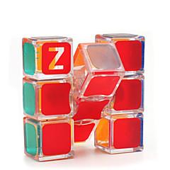 tanie Kostki Rubika-Kostka Rubika z-cube Scramble Cube / Foppy Cube 1*3*3 Gładka Prędkość Cube Magiczne kostki Puzzle Cube Zabawki biurkowe Stres i niepokój