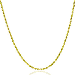 cheap Men's Necklaces-Men's Women's Chain Necklace - Rock, Fashion Gold Necklace Jewelry 1pc For Gift, Daily