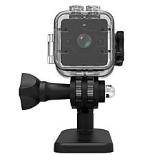 preiswerte Schutz & Sicherheit-1080p sq12 Mini-DV-Action-Kamera-Recorder Sport 30m wasserdichte Shell Mikro-Camcorder / 155Weitwinkel / Nachtsicht