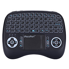 billige TV-bokser-ipazzport KP-810-21TL-RGB Air Mouse Nei Windows 8 Windows XP MAC iOS Android MAC OS Windows7 XP WIN7 WIN8 Windows 10 Win 10 iOS 7