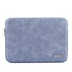 """billiga Laptop Bags-PU läder Enfärgad Laptopväska 13 """"bärbar dator"""
