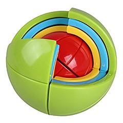 billige Labyrint & Sekvenspuslespil-Puslespilsbold Legetøj Legetøj Rund Klassisk Tema Focus Toy / Gave 1pcs