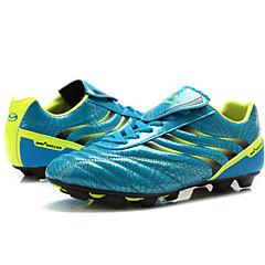 billige Fotballsko-fotball Boots Fotball klossene Fotballsko Unisex Anvendelig Mykhet Pusteevne Sport & Utendørs Fritidssport PVC Lær Gummi Fotball