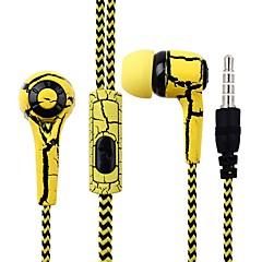 billiga Headsets och hörlurar-3B01LSA15 I öra Kabel Hörlurar Dynamisk Acryic / Polyester Sport & Fitness Hörlur headset