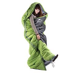billiga Sovsäckar, madrasser och liggunderlag-Naturehike Sovsäck Utomhus 8°C Rektangulär Håller värmen Regnsäker Tjock för Camping Vår / Höst