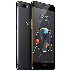 "billige Telefoner og nettbrett-NUBIA M2 Global Version 5.5 tommers "" 4G smarttelefon (4GB + 128GB 13 + 13 mp Qualcomm Snapdragon 625 3630 mAh mAh) / 1920*1080 / dual kameraer"