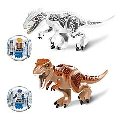 voordelige -LELE Bouwblokken Dinosaurus / Dier Dieren Geschenk