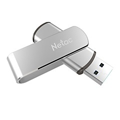 baratos Pen Drive USB-Netac 128GB unidade flash usb disco usb USB 3.0 U388