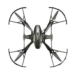 billige Fjernstyrte quadcoptere og multirotorer-RC Drone SHR / C FX-22G 4 Kanal 6 Akse 2.4G Med HD-kamera 2.0MP/3.0MP 720P/1080P Fjernstyrt quadkopter Høyde Holding FPV En Tast For