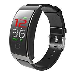tanie Inteligentne zegarki-B11C Inteligentny zegarek Android iOS Bluetooth Kontrola APP Spalonych kalorii Bluetooth Czujnik dotyku Krokomierze Pulsometr Krokomierz Powiadamianie o połączeniu telefonicznym Rejestrator / Budzik