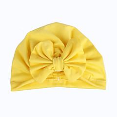 baratos Acessórios para Crianças-Unisexo Capéus e Bonés Todas as Estações Algodão, Bandanas - Vermelho Rosa Cinzento Amarelo Fúcsia