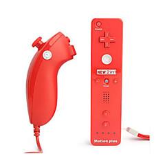 billige Wii U-tilbehør-Trådløs / Bluetooth Kontroller Til Nintendo Wii ,  Originale Kontroller enhet