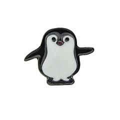 billige Motebrosjer-Nåler - Pingvin Grunnleggende, Mote Brosje Svart Til Daglig / Stevnemøte