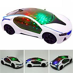 hesapli Oyuncakları Işık-LED Aydınlatma Arabalar Araba Parıltılı nefis Klasik Yumuşak Plastik Hepsi Çocuklar için Hediye 1pcs