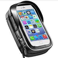 levne Brašny na kolo-Mobilní telefon Bag 6 inch Voděodolný, Reflexní, Dotyková obrazovka Cyklistika pro iPhone 8/7/6S/6 / iPhone X / Samsung Galaxy S8+ / Note