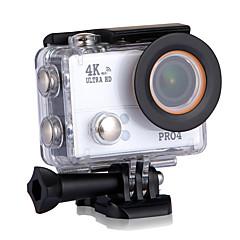 cheap -PRO4 Sports Action Camera 20 mp 4608 x 3456 Pixel WiFi / Adjustable / Wide Angle 30fps No ±2EV No CMOS 32 GB H.264 Single Shot / Burst Mode / Time-lapse Ski / Snowboard / Universal / Radio Control