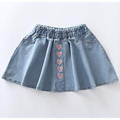 billige Pigenederdele-Børn / Baby Pige Trykt mønster Nederdel