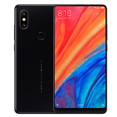 "billiga Mobiltelefoner-Xiaomi Mi Mix 2S China Version(English Only) 5,99inch "" 4G smarttelefon ( 6SE + 128GB 12  + 12mp Snapdragon 845 3400mAh )"