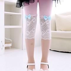 billige Bukser og leggings til piger-Børn Pige Geometrisk Leggings