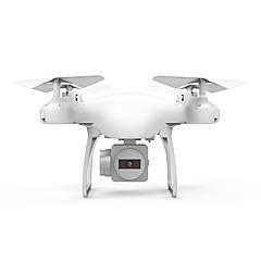 billige Fjernstyrte quadcoptere og multirotorer-RC Drone SHR / C SH4 RTF 4 Kanaler 6 Akse 2.4G / WIFI Med HD-kamera 720P Fjernstyrt quadkopter Auto-Takeoff / Hodeløs Modus / Tilgang