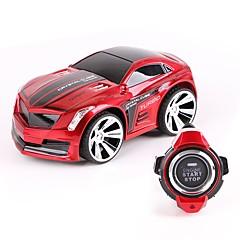 billige Fjernstyrte biler-Radiostyrt Bil R101 2.4G Bil 1:28 Børste Elektrisk