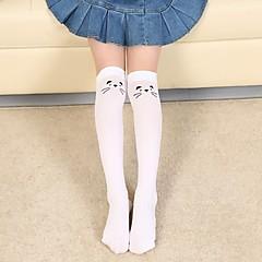billige Undertøj og sokker til piger-Børn Pige Trykt mønster Undertøj og strømper