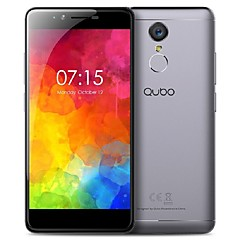 levne Mobily-QUBO Qubo V89 5.0 palec 4G Smartphone (2 GB + 16GB 13mp MediaTek MT6737 2500mAh mAh)