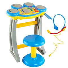 tanie Instrumenty dla dzieci-Intex Tamburyn Głos Dźwięk Unisex Dla chłopców Dla dziewczynek Zabawki Prezent 1 pcs