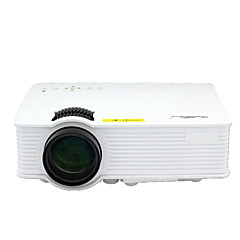 cheap -HTP GP-9 LCD Mini Projector LED Projector 1000 lm Support 1080P (1920x1080) 32-120 inch Screen / WVGA (800x480)