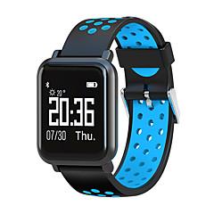 preiswerte -Smartwatch STSN60 für Android iOS Bluetooth Wasserfest Herzschlagmonitor Blutdruck Messung Touchscreen Verbrannte Kalorien Schrittzähler Anruferinnerung Schlaf-Tracker Finden Sie Ihr Gerät / Wecker