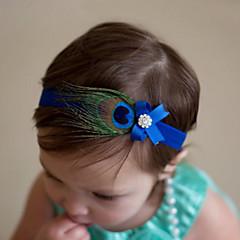 baratos Acessórios para Crianças-Bébé Para Meninas Penas Acessórios de Cabelo