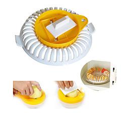 billige Kjøkkenredskap-3pcs Kjøkkenredskaper Verktøy PP (Polypropen) Til Mikrobølgeovn Holder Grytestativ & Tilbehør Potet Pommes frites