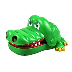 billige Originale moroleker-Praktiske spøker Krokodillemønster Stress og angst relief / Focus Toy / 1 pcs Barne Alle Gave