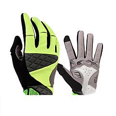 baratos Luvas de Motociclista-ZOLI Dedo Total Unisexo Motos luvas Tecido / Pano de Algodão Manter Quente / Respirável / Anti-desgaste