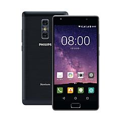 "billiga Mobiltelefoner-PHILIPS Philips X598 4+64 5.5 tum "" 4G smarttelefon ( 4GB + 64GB 5 mp / 13 mp MediaTek MT6750T 4000 mAh )"