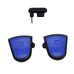 זול -בקר משחק החלפת חלקים עבור PS4 / PS4 Slim ,  בקר משחק החלפת חלקים סיליקון / PC 1 pcs יחידה