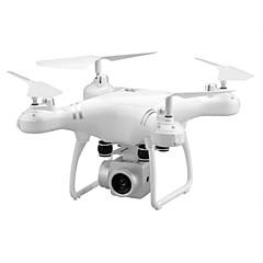 billige Fjernstyrte quadcoptere og multirotorer-RC Drone A806 BNF 4 Kanaler 6 Akse 2.4G 5.0MP 1080P Fjernstyrt quadkopter En Tast For Retur / Hodeløs Modus Fjernstyrt Quadkopter /