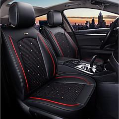 billige Setetrekk til bilen-ODEER Seteputer til bilen Setetrekk Svart tekstil Vanlig for Universell Alle år Alle Modeller
