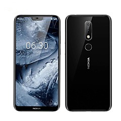 "cheap Phones & Tablets-NOKIA nokia X6 5.8 inch "" 4G Smartphone (4GB + 64GB 5 mp / 16 mp Snapdragon 636 3060 mAh mAh)"