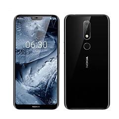 "billiga Mobiltelefoner-NOKIA nokia X6 5.8 tum "" 4G smarttelefon (4GB + 64GB 5 mp / 16 mp Snapdragon 636 3060 mAh mAh)"