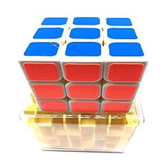 tanie Kostki Rubika-Kostka Rubika yuxin Scramble Cube / Foppy Cube 3*3*3 Gładka Prędkość Cube Kostki Rubika Puzzle Cube Zabawki biurkowe Prezent Wszystko