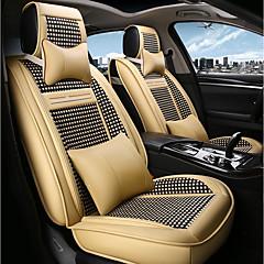 billige Setetrekk til bilen-ODEER Setetrekk til bilen Setetrekk Beige tekstil Vanlig for Universell Alle år Alle Modeller