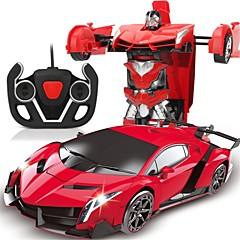 billige Fjernstyrte biler-Radiostyrt Bil 606 4 Kanaler 2.4G Bil / Racerbil 1:18