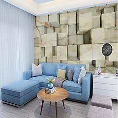 billige Tapet-tilpasset stort veggmaleri tapet marmor firkantet veggbilde passer til stue soverom tv bakgrunnsbilde veggdekning 448 × 280cm